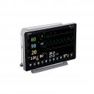"Monitor pacient CETUS XL 19"" Display, ECG, Analog SpO2, NIBP, 2x TEMP, PR, RESP, Li-ion"