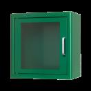 Cabina metalica pentru interior cu alarma - verde