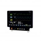 "Monitor pacient CETUS 15.6"" ECG, SpO2, NIBP, TEMP, Resp, PR; Li-ion"